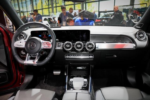 Mercedes-AMG GLB 35 gia nhập phân khúc SUV cỡ nhỏ - 14