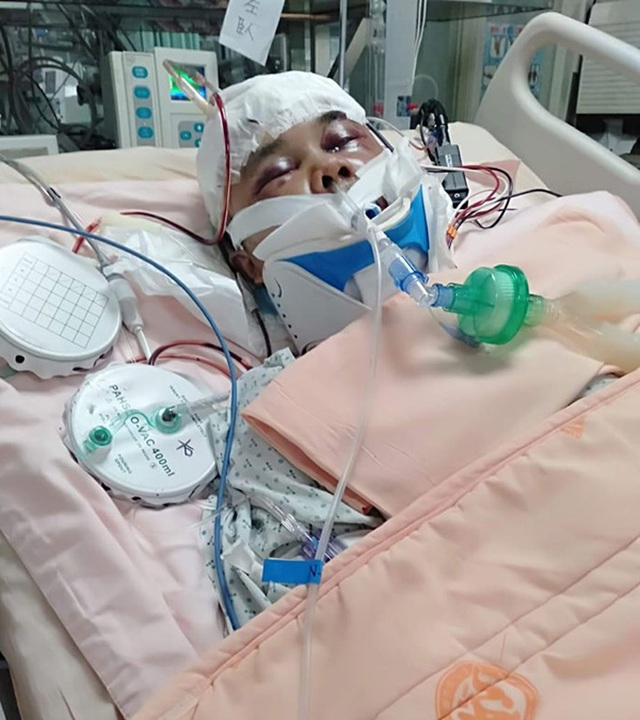 Bố bất ngờ tử vong tại Đài Loan, 4 đứa con nháo nhác như bầy chim vỡ tổ - 11