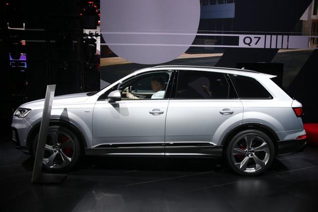 Diện kiến Audi Q7 phiên bản nâng cấp - 15
