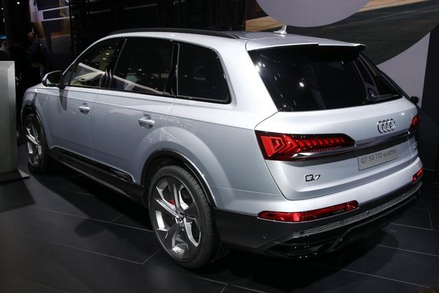 Diện kiến Audi Q7 phiên bản nâng cấp - 16