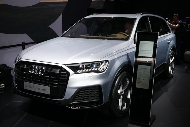Diện kiến Audi Q7 phiên bản nâng cấp - 14
