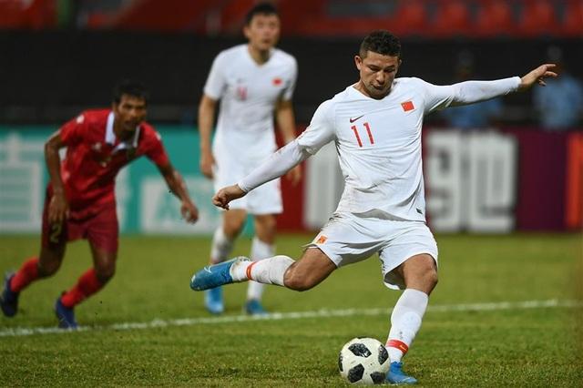 Ngôi sao nhập tịch nói gì sau khi tỏa sáng ở đội tuyển Trung Quốc? - 1
