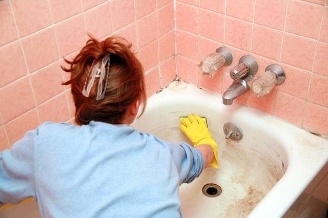 9 sai lầm trong vệ sinh nhà cửa khiến bạn phát ốm - 1