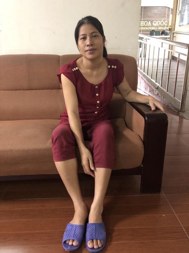 Người vợ ung thư vỡ oà hạnh phúc khi ca mổ tim của chồng thành công - 2