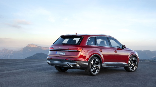 Diện kiến Audi Q7 phiên bản nâng cấp - 7
