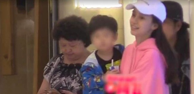 Angelababy nói gì trước tin đồn ly hôn Huỳnh Hiểu Minh - 4