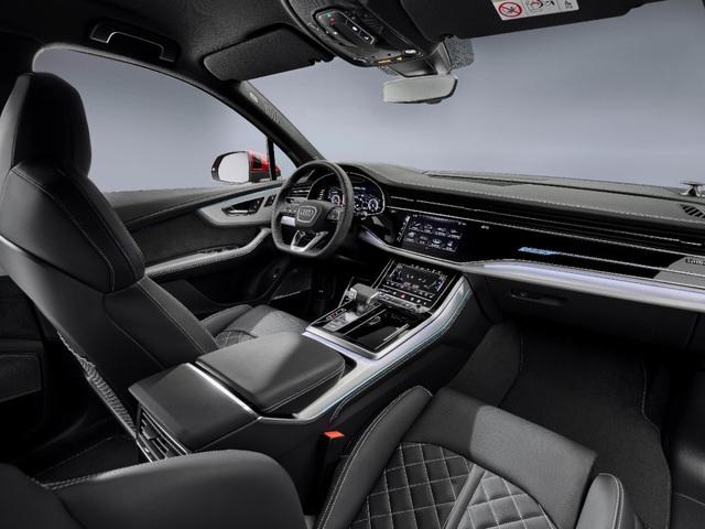 Diện kiến Audi Q7 phiên bản nâng cấp - 10