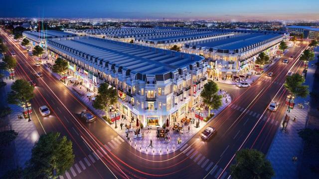 Chủ đầu tư cam kết lợi nhuận 12% cho nhà phố Icon Central - 1