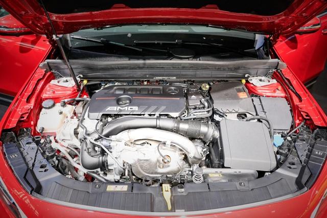 Mercedes-AMG GLB 35 gia nhập phân khúc SUV cỡ nhỏ - 19