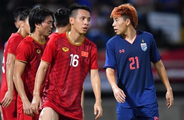 Đội tuyển Việt Nam bị xếp hạng dưới trung bình ở vòng loại World Cup - 2