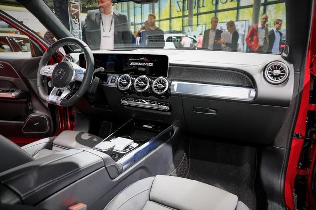 Mercedes-AMG GLB 35 gia nhập phân khúc SUV cỡ nhỏ - 15