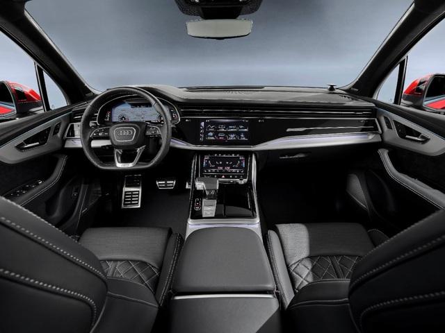 Diện kiến Audi Q7 phiên bản nâng cấp - 11