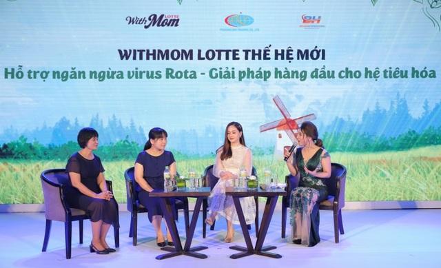 Tập đoàn Lotte Foods ra mắt sản phẩm sữa cao cấp WithMom nguồn gốc hữu cơ tại Việt Nam - 2