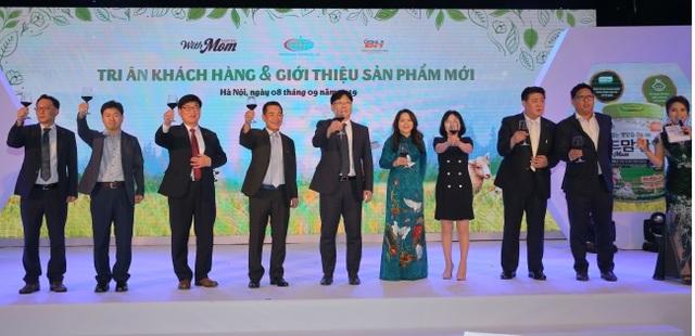 Tập đoàn Lotte Foods ra mắt sản phẩm sữa cao cấp WithMom nguồn gốc hữu cơ tại Việt Nam - 3