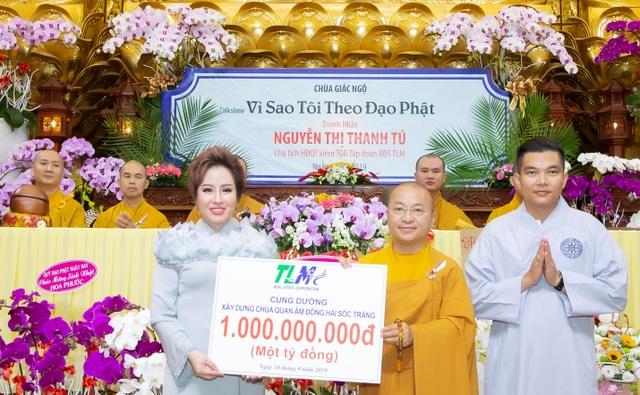 Tập đoàn TLM trao tặng 800 phần quà cho người khiếm thị - 2