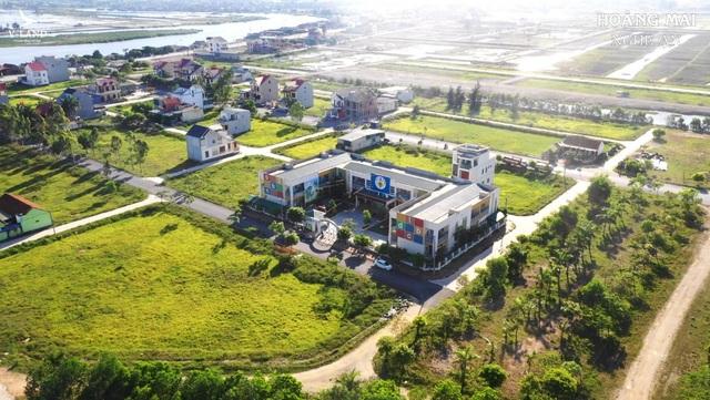 Lời giải về chốn an cư kiểu mẫu tại thị xã Hoàng Mai, Nghệ An - 2