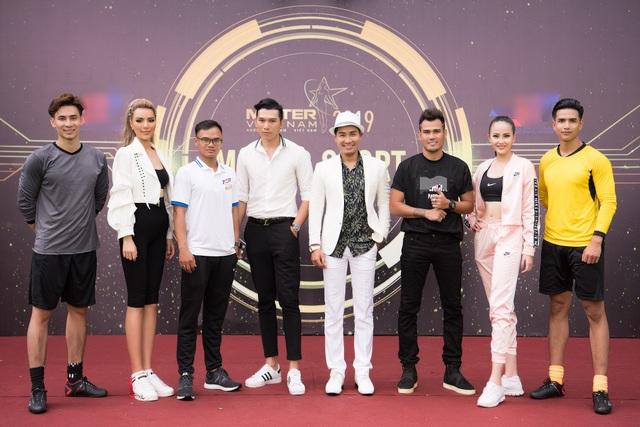 Cựu tuyển thủ Phan Thanh Bình bất ngờ làm giám khảo - 5
