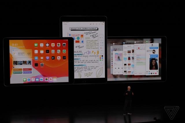 iPad 10.2-inch thế hệ mới có màn hình Retina, mạnh gấp đôi PC, giá chưa đến 8 triệu đồng - 2