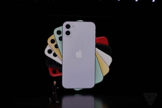"""Cận cảnh iPhone 11 - Chiếc smartphone """"cận cao cấp"""" mới ra mắt  - 1"""