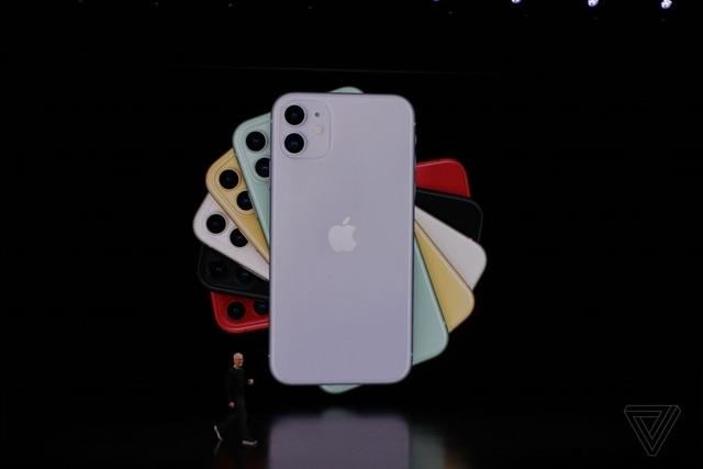 iPhone 11 không gây bất ngờ, vẫn tai thỏ khó ưa nhưng sẽ bán rất chạy - 1
