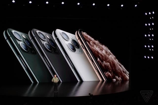Cận cảnh bộ đôi iPhone 11 Pro và iPhone 11 Pro Max với cụm 3 camera vừa ra mắt - 1