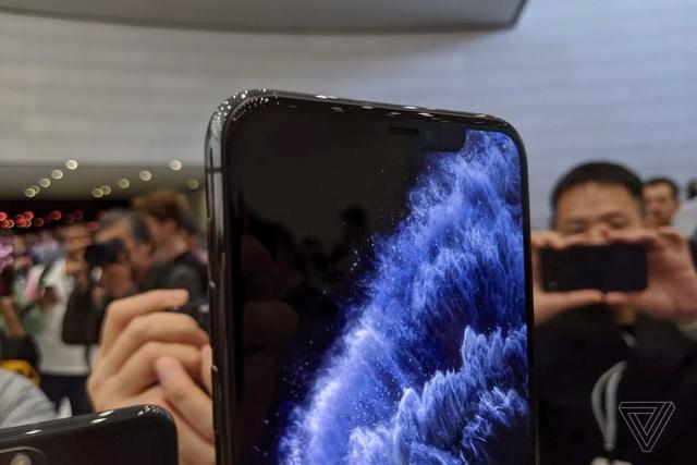 Cận cảnh bộ đôi iPhone 11 Pro và iPhone 11 Pro Max với cụm 3 camera vừa ra mắt - 5