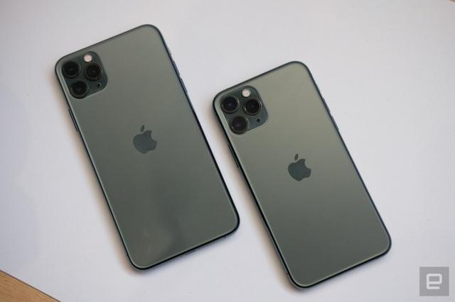 Cận cảnh bộ đôi iPhone 11 Pro và iPhone 11 Pro Max với cụm 3 camera vừa ra mắt - 8