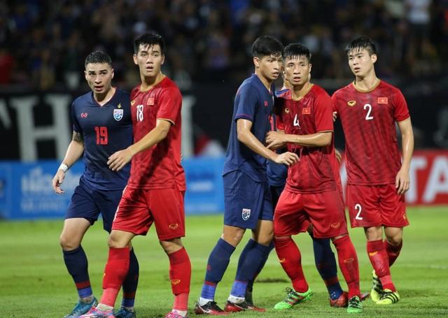 Đội tuyển Việt Nam tụt 2 bậc sau trận hòa trước Thái Lan - 1