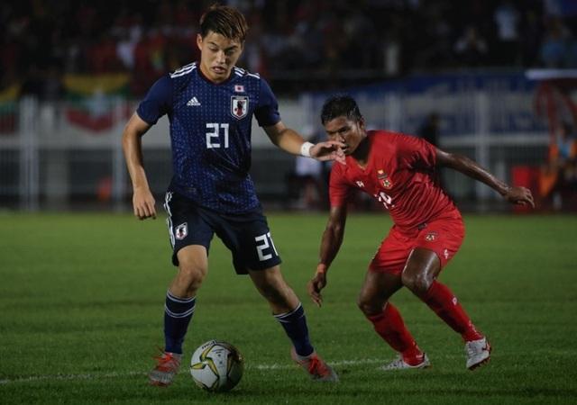 Nhật Bản và Hàn Quốc thắng dễ dàng ở ngày ra quân vòng loại World Cup 2022 - 1