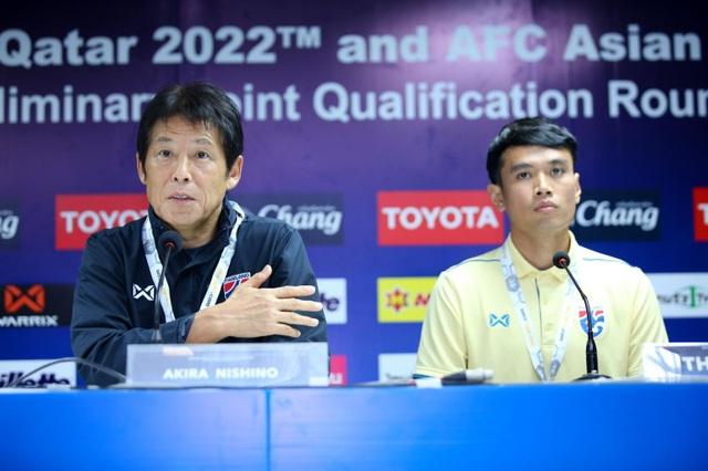 """Thắng đậm Indonesia, giới bóng đá Thái Lan """"đổi giọng"""" với HLV Akira Nishino - 1"""