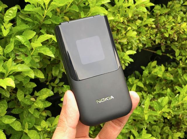 Điện thoại nắp gập đầu tiên của Nokia bán tại Việt Nam, giá 1,9 triệu đồng - 1