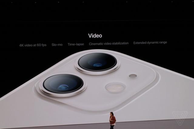 3 phiên bản iPhone 11 với camera