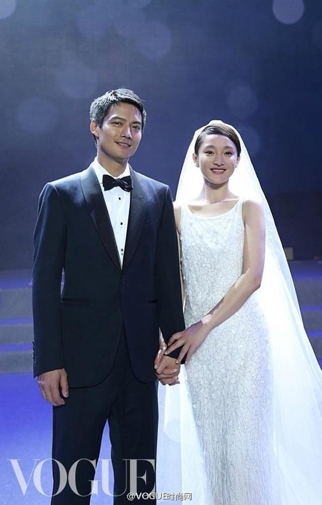 Châu Tấn lộ diện sau tin đồn kết hôn với con gái Vương Phi - 7