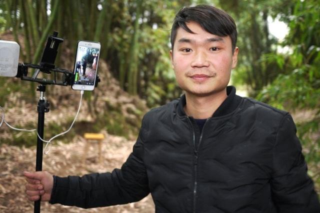 Trước bà Tân Vlog, chàng trai này đã kiếm hơn 30 triệu/tháng nhờ livestream - 1