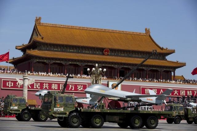 Trung Quốc lập mạng lưới máy bay không người lái giám sát Biển Đông - 1