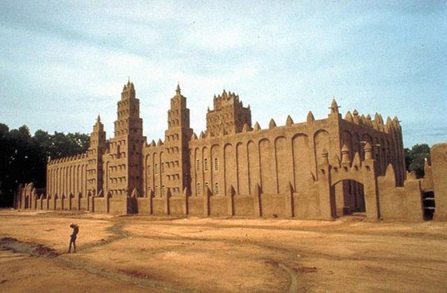 """Khám phá châu Phi qua những """"viên ngọc"""" kiến trúc - 9"""