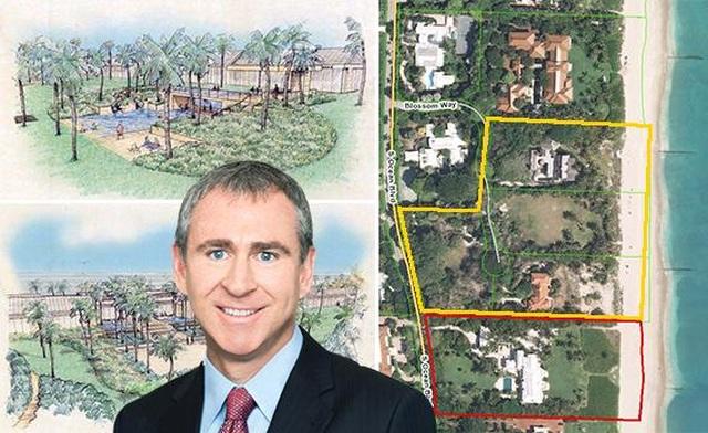 Tỷ phú sở hữu ngôi nhà đắt nhất nước Mỹ vừa vung thêm 99 triệu USD vào một biệt thự khác - 1