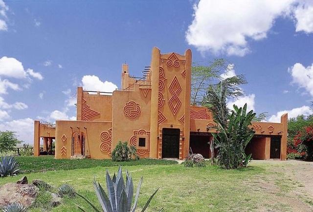 """Khám phá châu Phi qua những """"viên ngọc"""" kiến trúc - 12"""