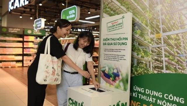 """Liên đoàn hiệp hội bán lẻ châu Á trao giải """"Nhà bán lẻ xanh"""" cho VinMart  VinMart+ - 3"""
