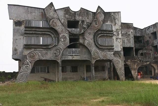 """Khám phá châu Phi qua những """"viên ngọc"""" kiến trúc - 33"""
