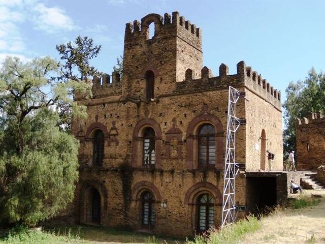 """Khám phá châu Phi qua những """"viên ngọc"""" kiến trúc - 37"""
