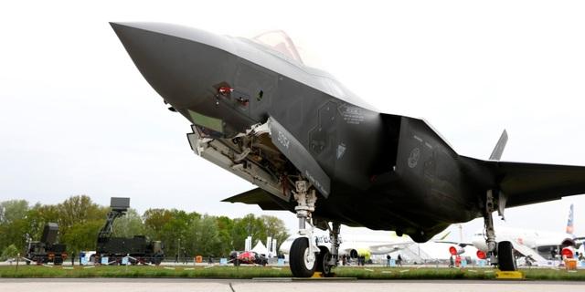 """Mỹ bán 32 """"tia chớp"""" F-35 giá 6,5 tỷ USD cho Ba Lan - 1"""