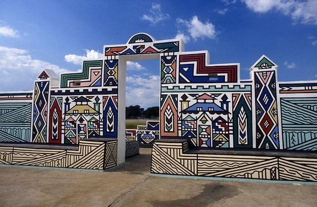 """Khám phá châu Phi qua những """"viên ngọc"""" kiến trúc - 5"""