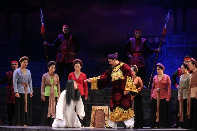 16 nhà hát với 26 vở diễn tham gia Liên hoan Chèo toàn quốc - 1