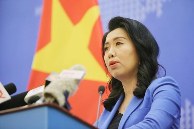 Thêm tàu Trung Quốc xâm phạm vùng đặc quyền kinh tế của Việt Nam - 1