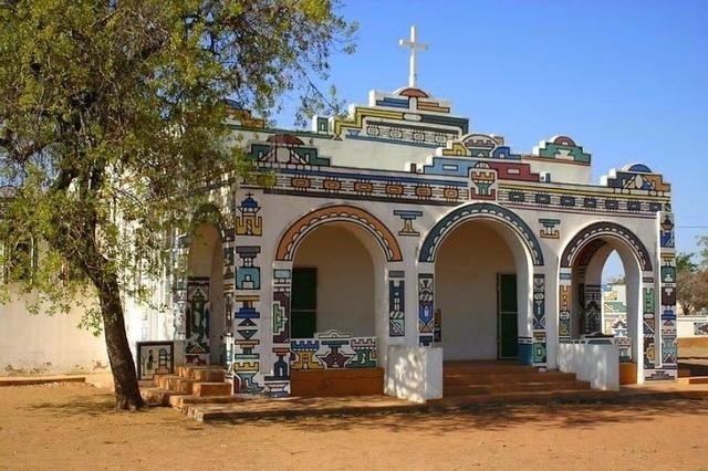 """Khám phá châu Phi qua những """"viên ngọc"""" kiến trúc - 7"""