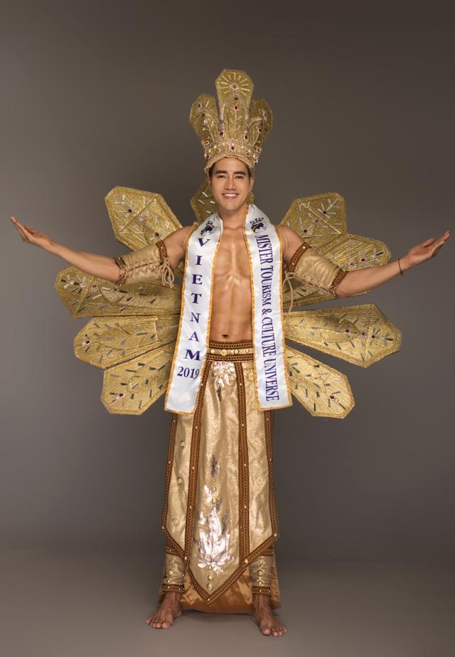 Lâm Quách giành danh hiệu Á vương Văn hóa Du lịch Hoàn vũ - 3