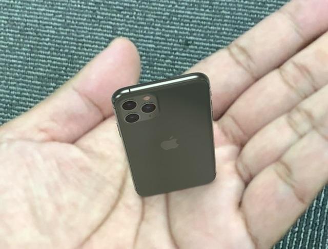 Cách trên tay sớm iPhone 11, iPhone 11 Pro bằng công nghệ AR - 2