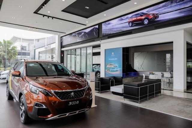 Hệ thống showroom Peugeot chuẩn 3S toàn cầu tại Việt Nam - 3