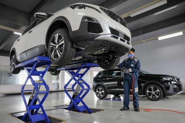 Hệ thống showroom Peugeot chuẩn 3S toàn cầu tại Việt Nam - 5